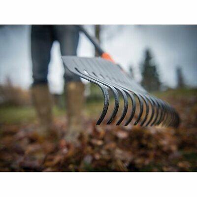 Fiskars Professional Fsk1003465 Solid Leaf Rake - Large large lawn areas Garden