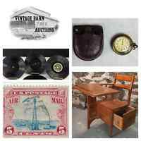 Online Auction, Furniture, Decor,Electronics,Collectibles,Coins