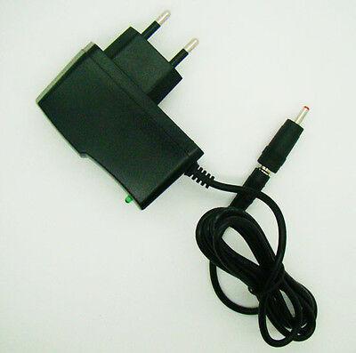EU Plug AC/DC 6V 1A 1000mA Switching Power Supply Cord adapter 3.5mm x 1.35mm