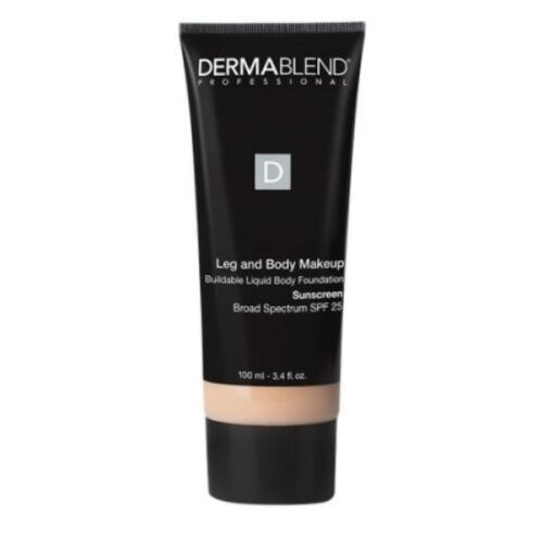Dermablend Leg and Body Makeup Body Foundation SPF 25 - Light Natural 20N 3.4 oz