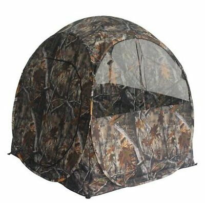 2f4111bab9f Portable Camo Pop-Up Ground Hunting Blind with Backpack 60