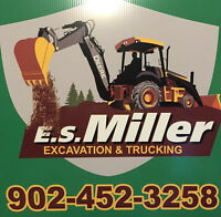 EXCAVATION/TRUCKING/SEPTIC/LANDSCAPING