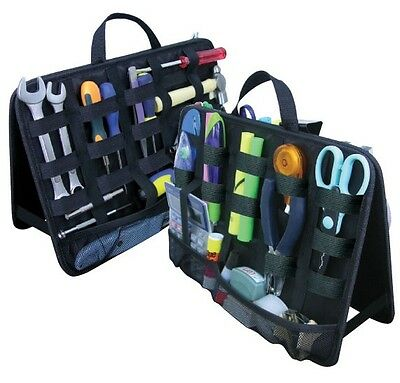 Dual Sided Caddy, Tool Box, Sewing Kit, Portable Desk, Two Sided, Holds Tools