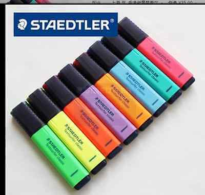 Staedtler 364 Textsurfer Highlighter 8 Pen Color Set Origin Germany