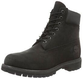 "Timberland 6"" Premium Waterproof, Men's Boots, Size 42 / 8.5 UK"