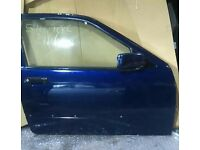 BMW 3 SERIES E36 COMPACT N/S/F FRONT PASSENGER SIDE DOOR