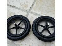 Bugaboo cameleon 2 rear wheels