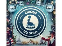 Cirque Du Soul Cardiff ticket
