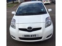 Toyota Yaris SR 1.33VVTi . One lady owner from new. Vehicle in excellent condition
