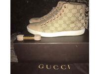 Gucci hi-tops