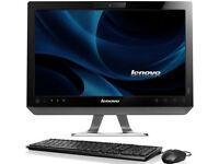 Lenovo C320 20 inch All-in-One PC - Celeron G530 2.4GHz, 4Gb RAM, 500Gb, Webcam, Windows 10 Pro 64