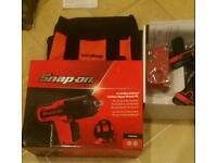 SNAP ON TOOLS NEW AND USED ALL IN VERY GOOD WOKING ORDER LOOK