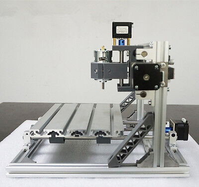 3 Axis Diy Cnc2418 Engraving Machine Laser Engraver Milling Wood Carving2500mw