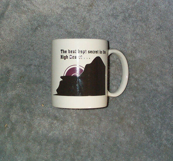 Best Kept Secret In High Desert Federal Credit Union Heat Sensitive Magic Mug!