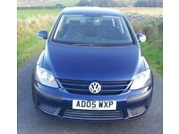 Volkswagen Golf Plus TDI S. 2005. 10 Months MOT, 1 Owner