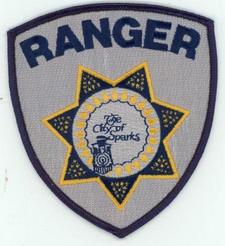 SPARKS NEVADA NV RANGER NEW PATCH SHERIFF POLICE