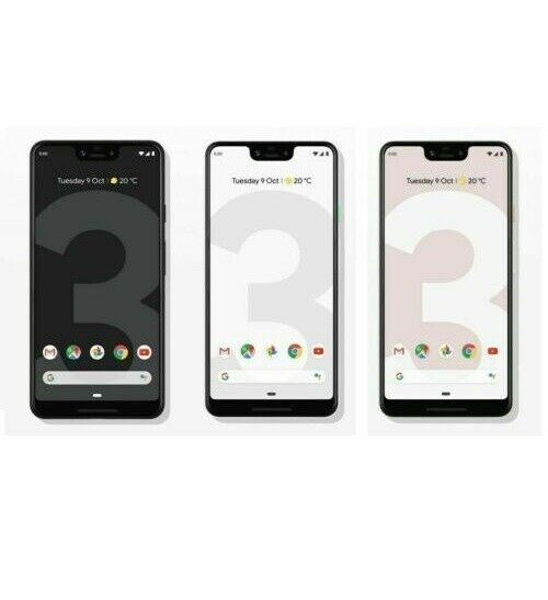 Android Phone - Google Pixel 3 XL Unlocked GSM Android Smartphone Phone Verizon AT&T T-Mobile