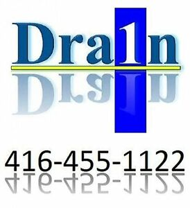 Plumbing and Drain Services 416-455-1122 REASONABLE RATES Oakville / Halton Region Toronto (GTA) image 2