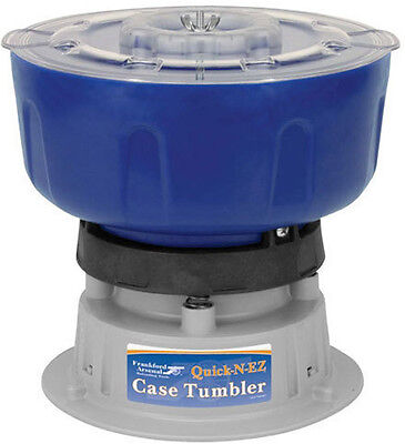 Frankford Arsenal Quick-N-EZ Case Tumbler 220 Volt - 15667 SAME DAY SHIPPING
