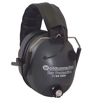 Ear Protection GS2000 elektronischer Gehörschutz aktiv
