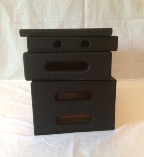 New Mini Apple Box Set (Black) for Film/Stage/Studio Grip