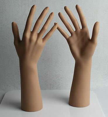 Right Mannequin Hand for Bracelets Rings Jewelry Stand Display