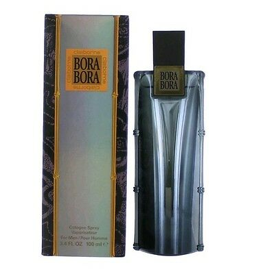 Bora Bora by Liz Claiborne Cologne for Men 3.4 oz New In Box