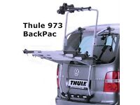 THULE BICYCLE BIKE RACK FOR 2 BIKES - REAR MOUNTED