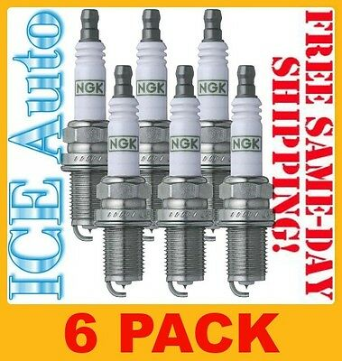 6 PACK of NGK 7090 BKR5EGP G-POWER PREMIUM PLATINUM SPARK PLUGS MADE IN JAPAN