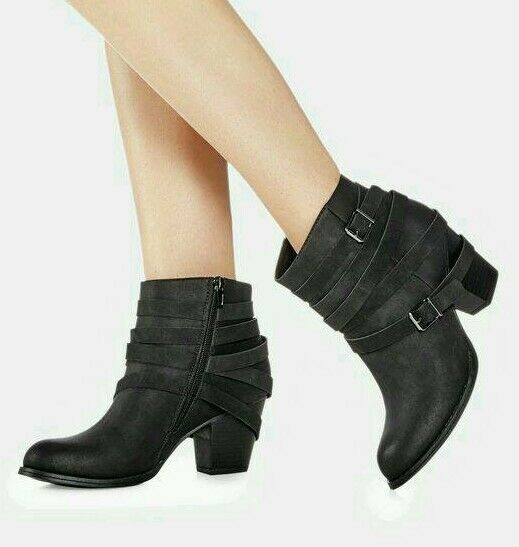 Carli ankle boots