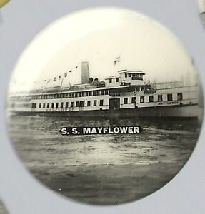 MAYFLOWER-1930s-EXCURSION-SHIP-PIN-BUTTON