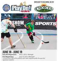 Play On! Kelowna presented by Choices Markets