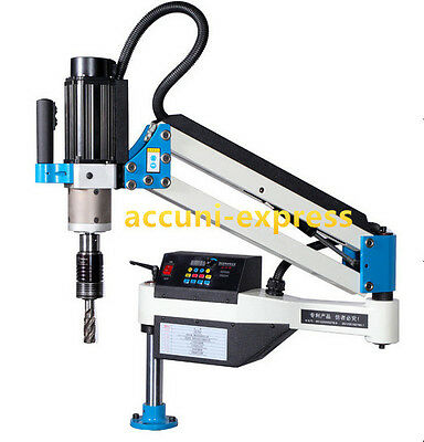 Universal 360° Angle Electric Tapping & Drilling Machine M6 - M48 1200mm A