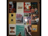 Job Lot of New Books