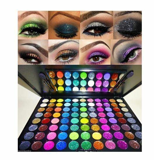Beauty Treats 88-Piece Glitter Palette