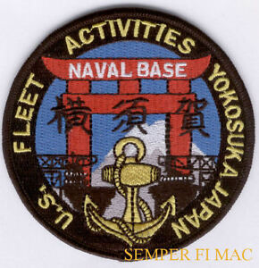 AUTHENTIC-FLEET-ACTIVITIES-US-NAVY-BASE-YOKOSUKA-PATCH