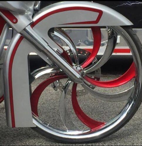 """32"""" Fiberglass Front Stretched Fl  Fender Harley Davidson Touring/ Bagger"""