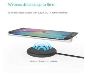 Brand New Vinsic Qi Wireless Charger-Shipping Option Available