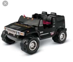Little Tykes Hummer H2 Electric powered vehicle