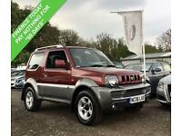 2006 06 SUZUKI JIMNY 1.3 JLX PLUS 3D AUTO 83 BHP CHOICE OF 4
