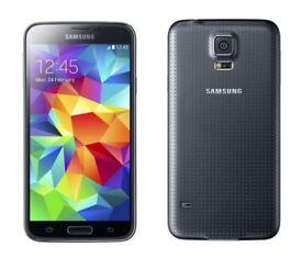 SAMSUNG S5 BLACK