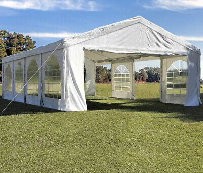 Heavy Duty Marquee Hire. Tent Hire. Gazebo Hire. Outdoor Party Tent 4m X 8m