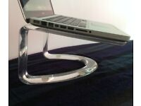 Laptop Stand for Apple MacBook/Pro/iBook or any Laptop Griffin iCurve Style