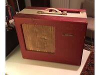 Watkins Westminster c1959 valve/tube amplifier Mk1 WEM