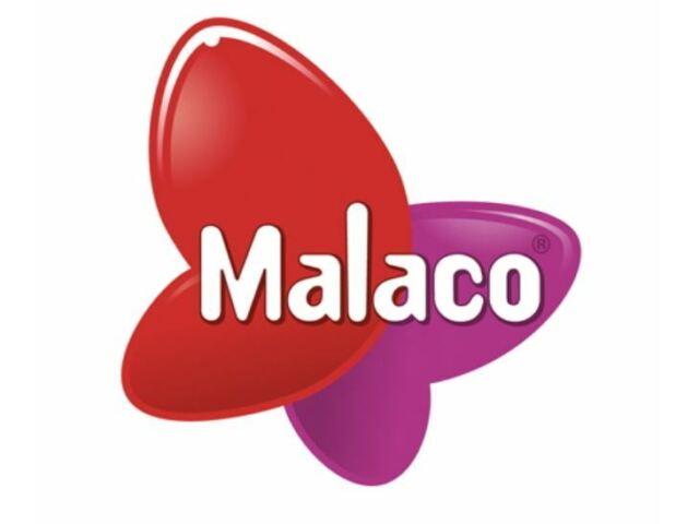 MALACO STJERNER SALT LAKRIDS 92g - Stangen - Lakritz - Dänisch - Stern - Salz -