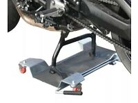 Biketek Motorcycle Garage Dolly/Slider For Centre Stand