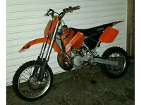 2004 KTM SX65 Off Road Dirt Bike / Scrambler