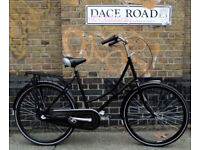 Vintage ladies Omabike Omafiets dutch bike GAZELLE like NEW - 3 speed, size 21in - Welcome for ride