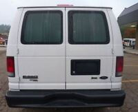 RENT A CARGO VAN WITH A DRIVER