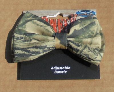 REDNECK Camo Bow Tie Adjustable By Solaray - Camo Bow Tie